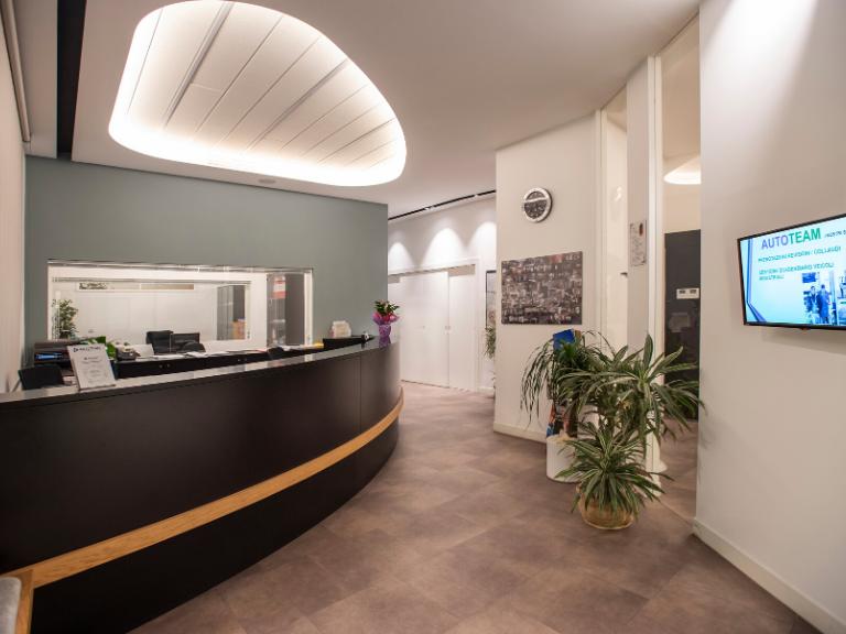 Autoteam: la nostra sede di Torino (corso Francia)