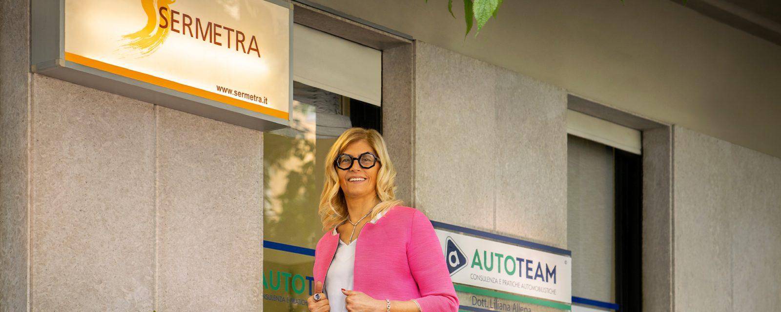 Autoteam e Sermetra, grandi sinergie per fornire consulenza e assistenza nelle pratiche auto